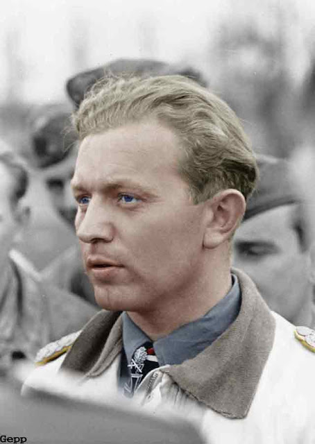 Walter 'Gulle' Oesau, 26 October 1941 worldwartwo.filminspector.com