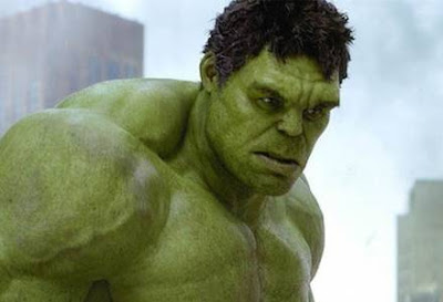 Superhero Anggota Avengers The Hulk