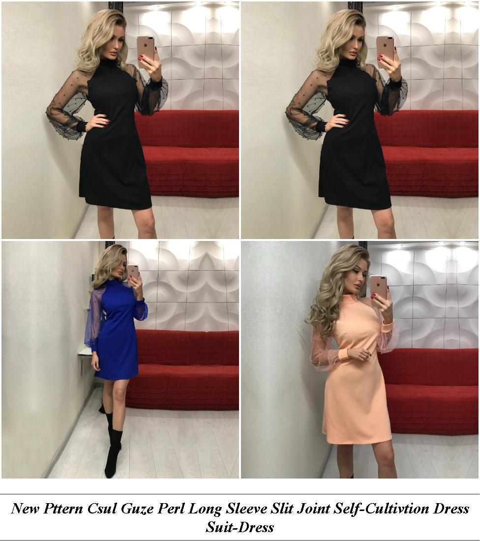 Occasion Dresses - Sandals Sale Uk - Polka Dot Dress - Cheap Online Clothes Shopping