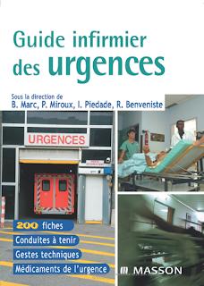 Guide infirmier des urgences 1