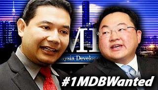 1MDB: Rafizi buru Jho Low
