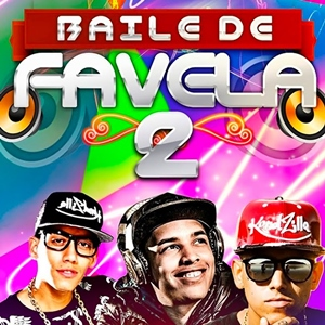 CD Baile de Favela Vol.2 (2016)
