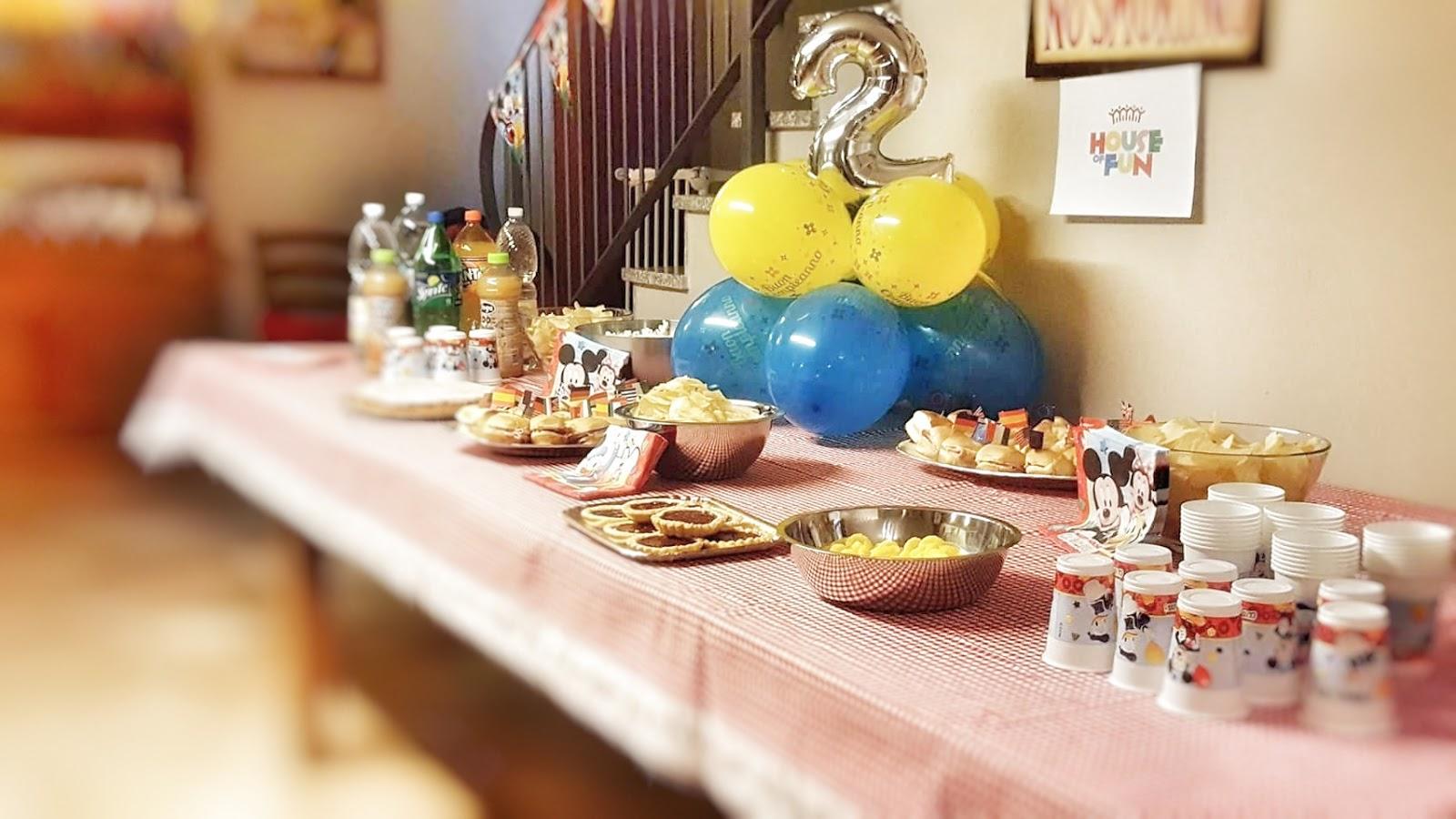 Organizzare Compleanno Mamma.6 Consigli Per Organizzare Una Festa Di Compleanno Ben Riuscita
