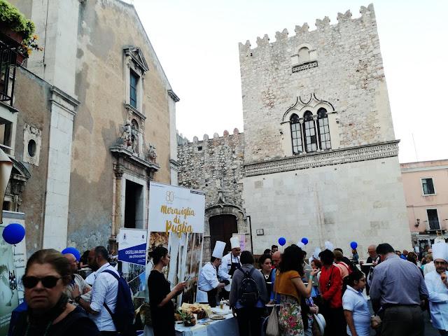 cibo nostrum 2018 a taormina