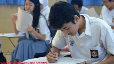 Latihan Soal dan Jawaban USBN SMK 2019 KTSP/ Kurikulum 2013