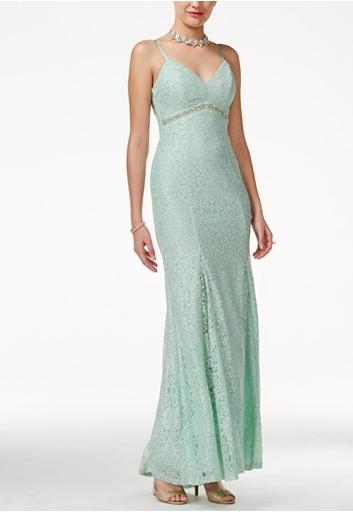 Simple Sweetheart Strap Dress