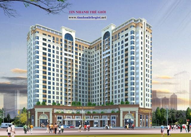 Căn hộ chung cư Tô Ký Tower Quận 12 trào lưu căn hộ cao cấp mới