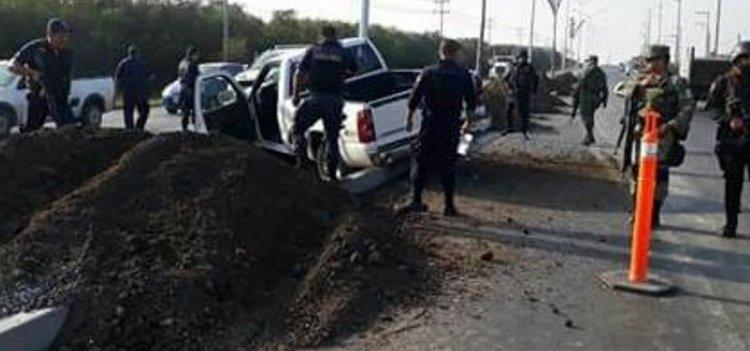 Sicarios cazan y ejecutan a tres hombres en Cadereyta, Nuevo León