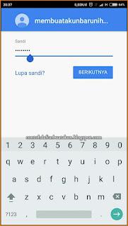 Mengatasi Akun Google Perlu Tindakan Tambahan