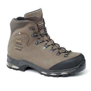 Zamberlan Baffin GTX test hiking boots , Fernando Calvo Guia de alta montaña