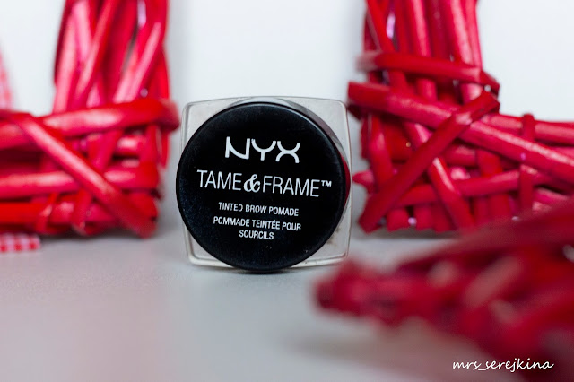 помада для бровей NYX Tame&Frame в оттенке 03 Brunette