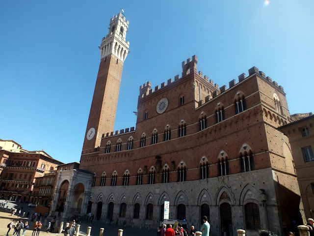 Ver la Piazza del Campo en Siena