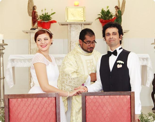 casamento retro
