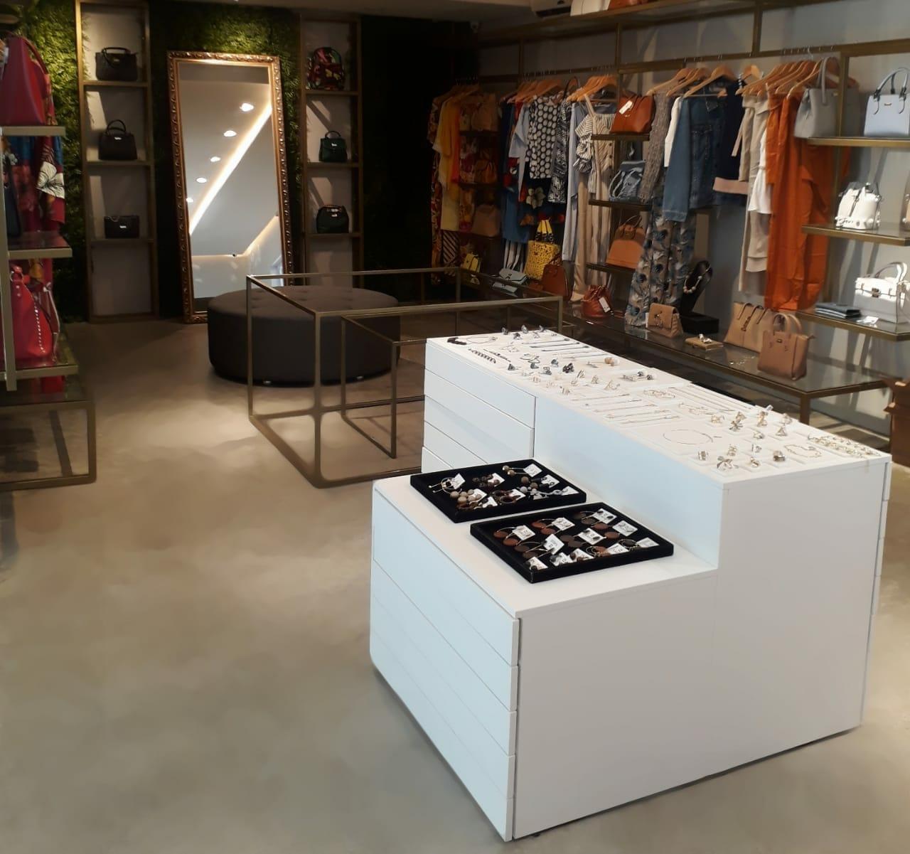 eacb6bb52 Evento especial marca a abertura da loja em local diferenciado e com novo  conceito