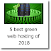 5 best green web hosting of 2018