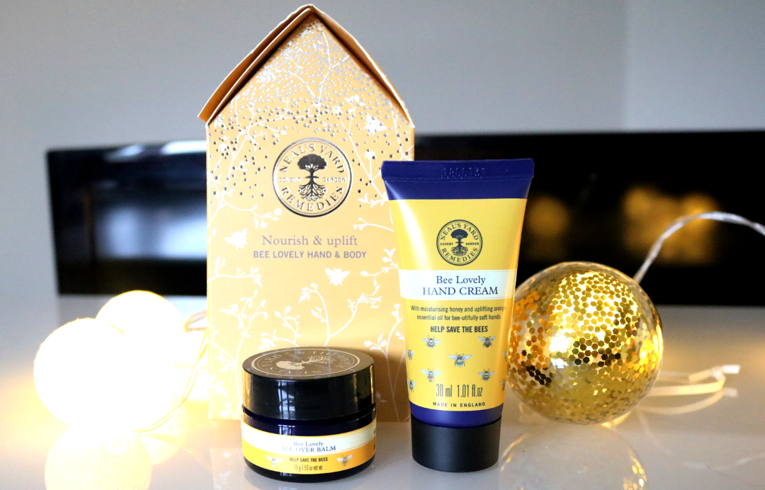 Neal's Yard Remedies Bee Lovely Hand & Body Gift Set