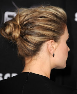 Updo How-To: The All- Purpose Bun