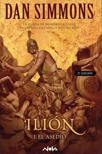 Reseña de Ilión, de Dan Simmons