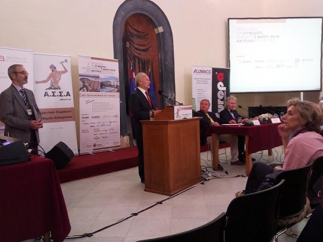 Ανδριανός: Χρειάζεται μια πολιτική που αντιλαμβάνεται την επαγγελματική και επιχειρηματική δραστηριότητα ως οξυγόνο της οικονομίας