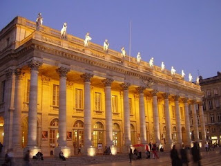 Gran Teatro de Burdeos, free tour burdeos