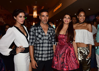Akshay Kumar, Jacqueline Fernandez and others at Houseful 3 Movie Trailer Launch