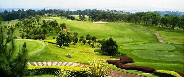 tempat golf di bandung