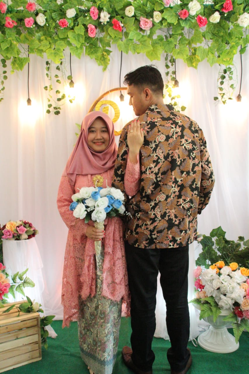 Download 84 Background Banner Pernikahan Terbaik