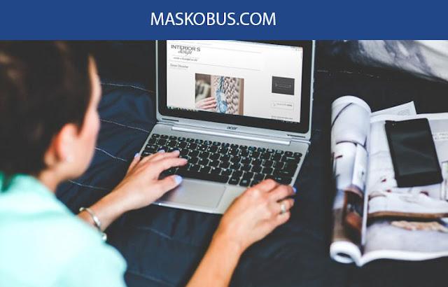 penghasilan dari bloging