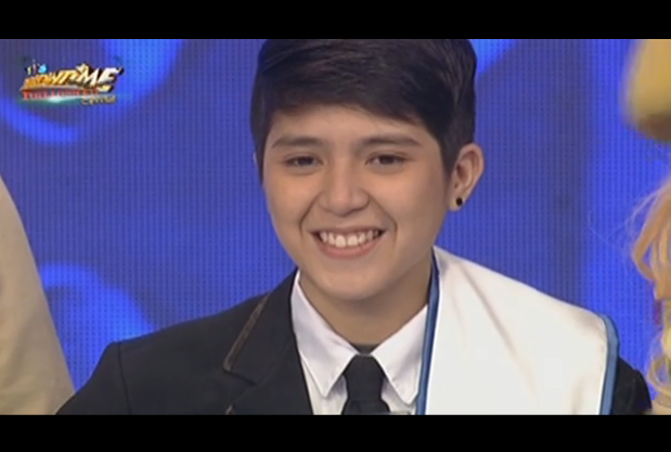 Kit Cunanan That's My Tomboy winner