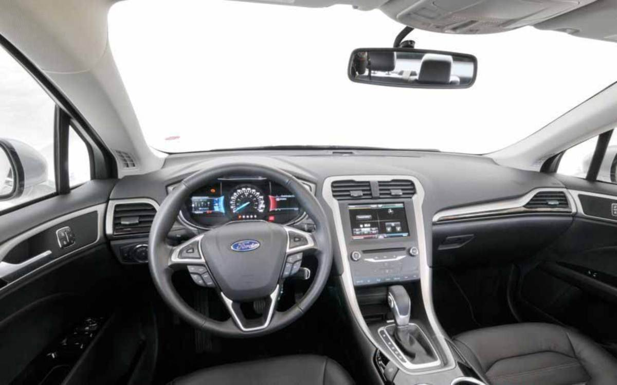 Ford Fusion Flex 2013 Pre 231 O Consumo Fotos E Ficha