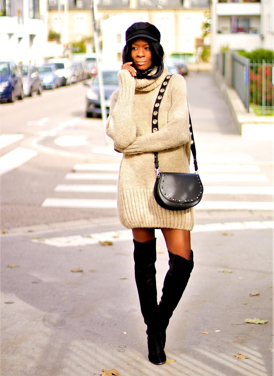 total-look-zara-cuissardes-robe-pull