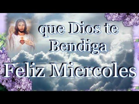 Tarjetas De Amor Buenos Días Feliz Miércoles ánimo Dios Te Ama