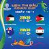Lịch thi đấu Asian Cup 2019 ngày 15-1