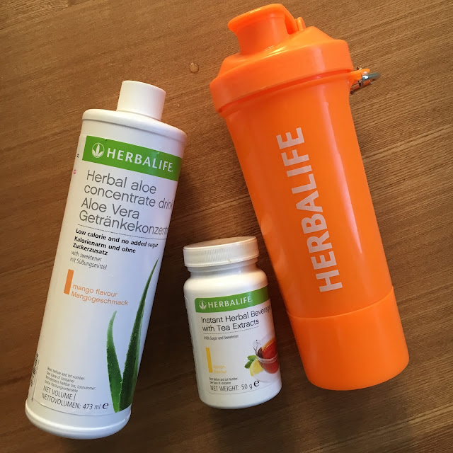 Herbalife Aloe Concentrate Drink