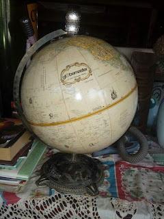 Dijual Globe Peta Bola Dunia Jadoel ...