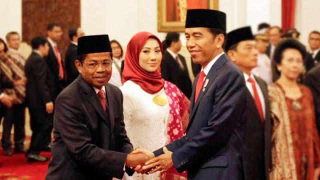 Idrus Marham Sebut Cocok Kerja Bareng Presiden Jokowi