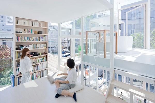 modern house transparent house design-5