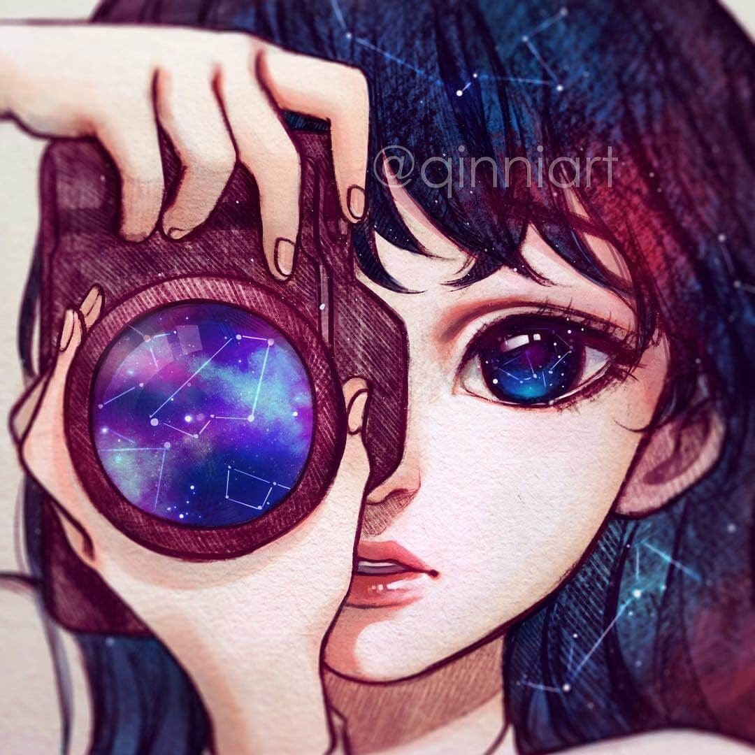 07-Cosmos-through-the-Viewfinder-Qing-Han-Life-Experiences-Expressed-in-Drawings-www-designstack-co