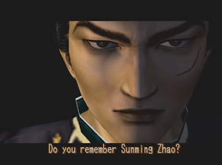 "Lan Di: ""Do you remember Sunming Zhao?"""