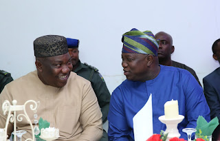 """""""I am more Igbo than any other person"""" - Ambode"""