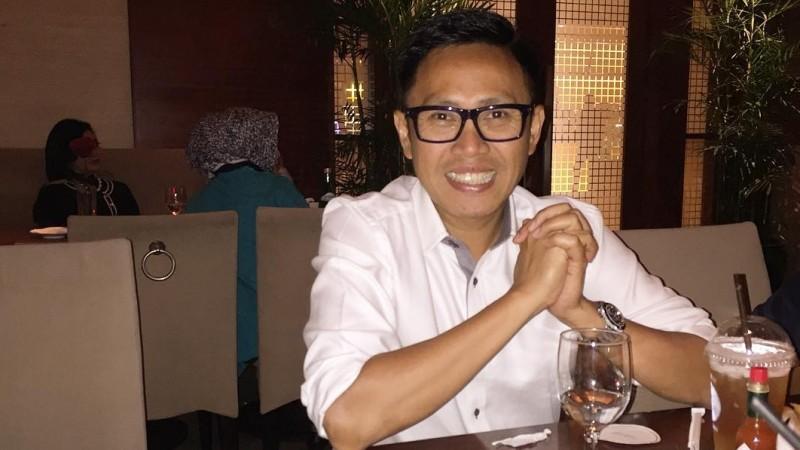 Eko Patrio, anggota DPR dari PAN