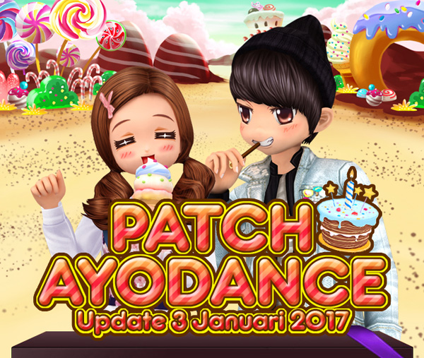 Cheat Cit Ayodance 6147 Terbaru 3 Januari 2017