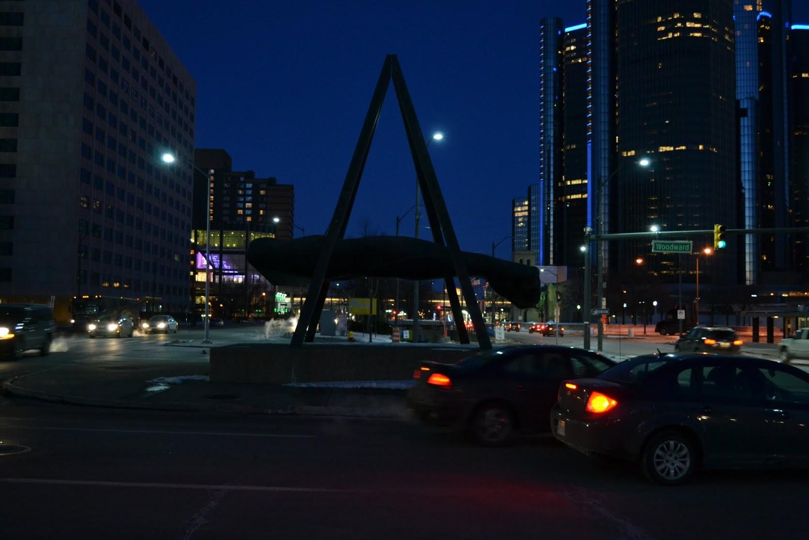 Детройт, Мичиган (Detroit, MI)