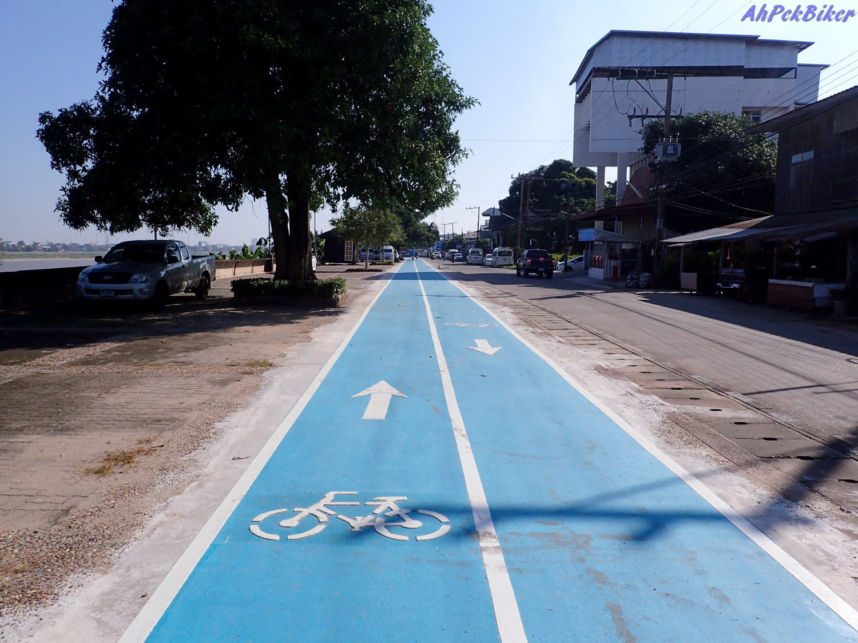 AhPek Biker - Old Dog Rides Again: Cycling Isan Thailand - Laos 2016 ...