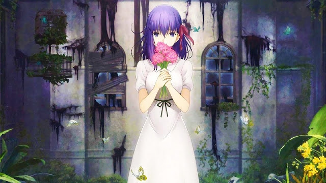 Fate/Stay Night Movie:Heavens Fell 1 Presage Flower Subtitle Indonesia
