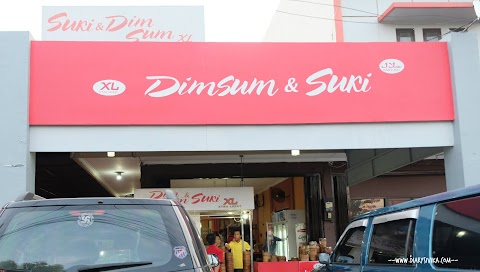 Dimsum & Suki XL di Surabaya