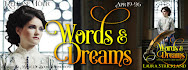 Words & Dreams Release Giveaway
