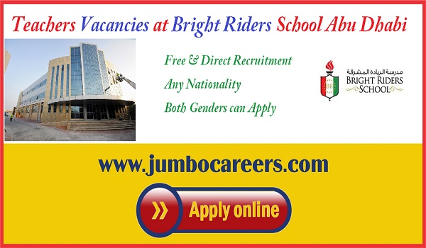 School Teachers jobs in Abu Dhabi, Available teachers jobs in Abu Dhabi,