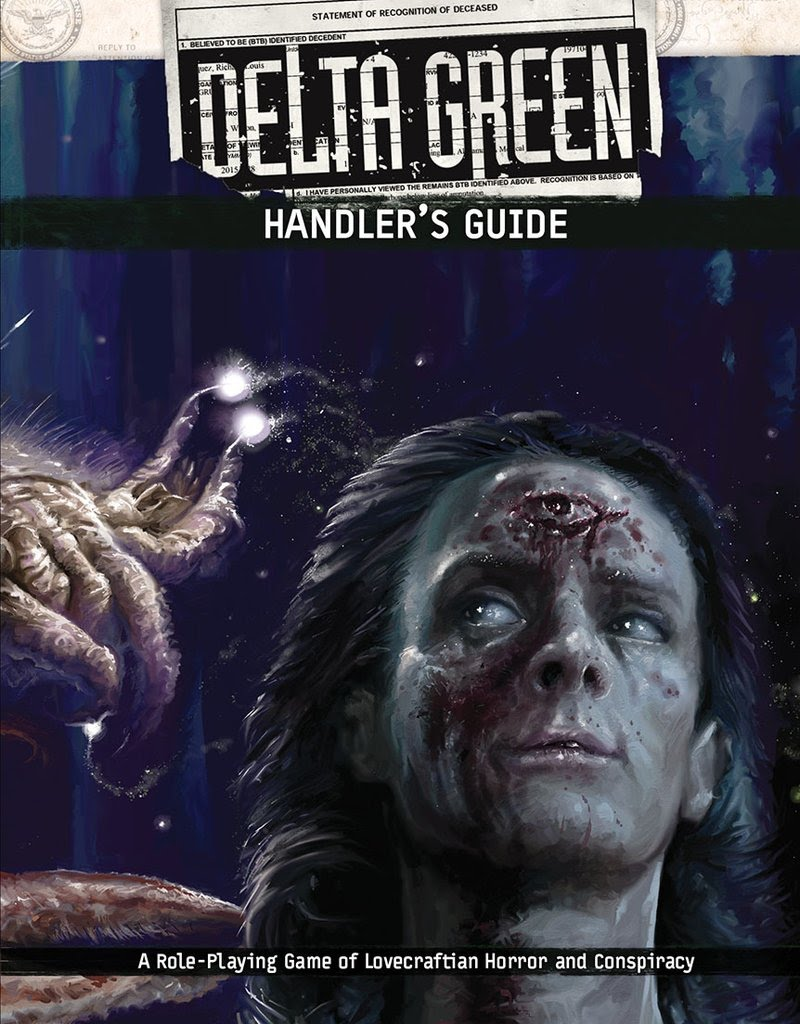 Whispers from the ghooric zone the lovecraftian thing a for Bureau 13 rpg pdf