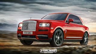 Cicilan Rolls Royce
